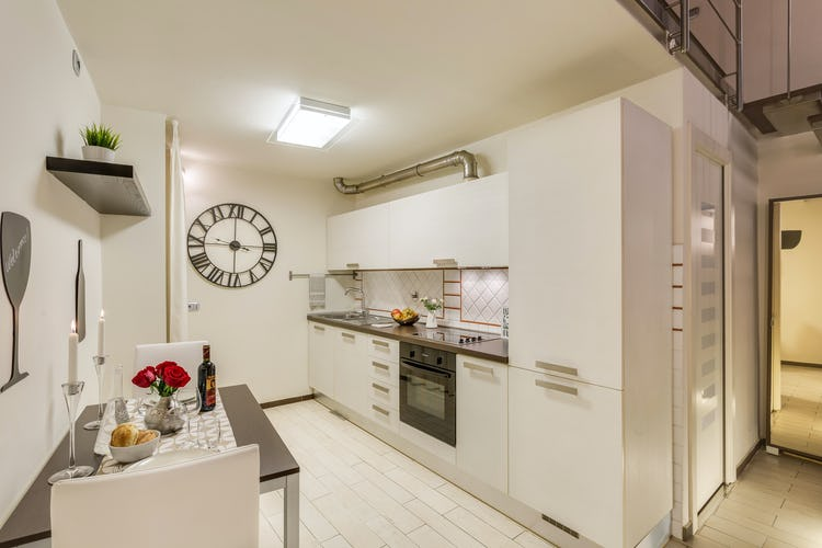 Loft le Murate Vacation Apartment in Florence, Italy