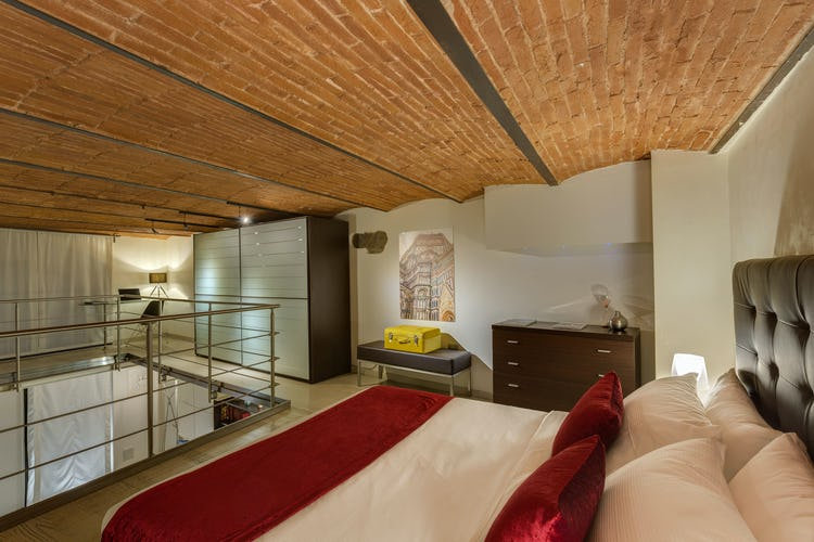 Loft le Murate Vacation Apartment: Ideal location