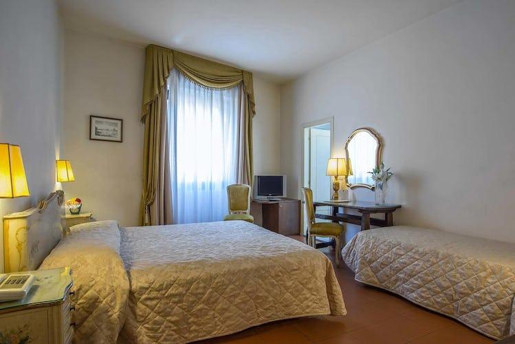 Hotel Machiavelli Palace - camere a misura di famiglia, dove anche gli amici a 4 zampe sono i benvenuti