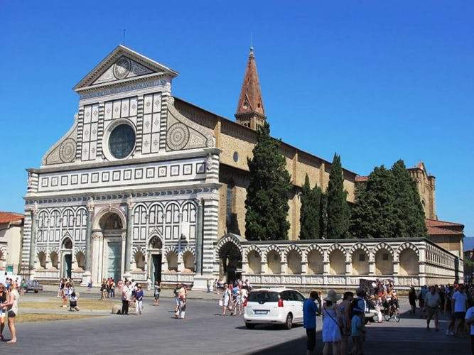 Vista dall'appartamento,la Cattedrale di Santa Maria Novella
