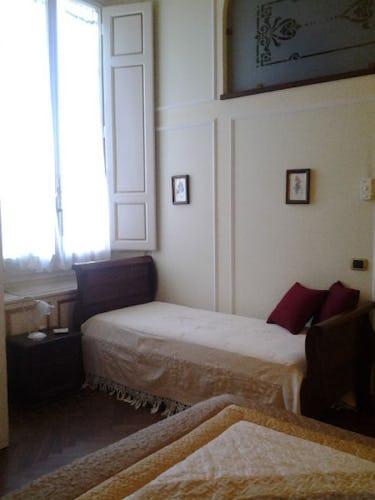 Camera singola spaziosa ed accogliente