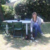 Arianna, proprietaria della Casa Vacanze nel Chianti Montrogoli