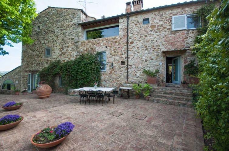 Montrogoli riesce a trasmettere la vera essenza di Toscana