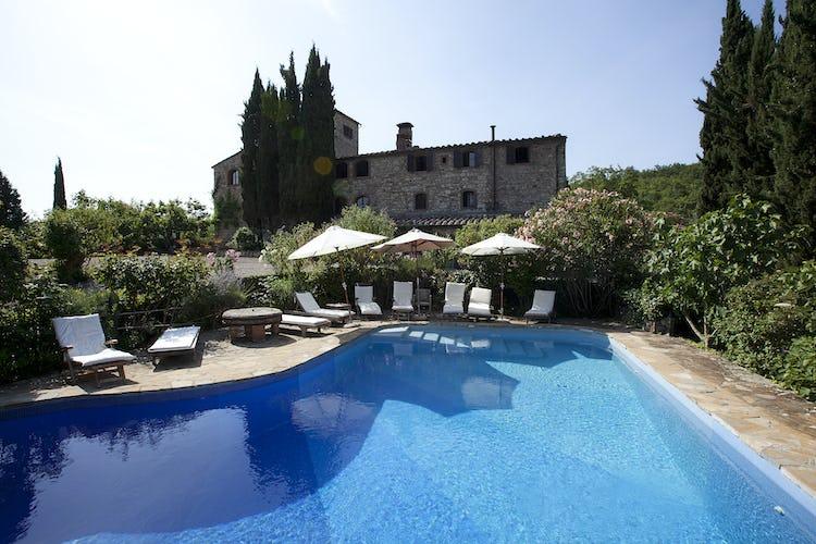 Nittardi - Villa in Tuscany