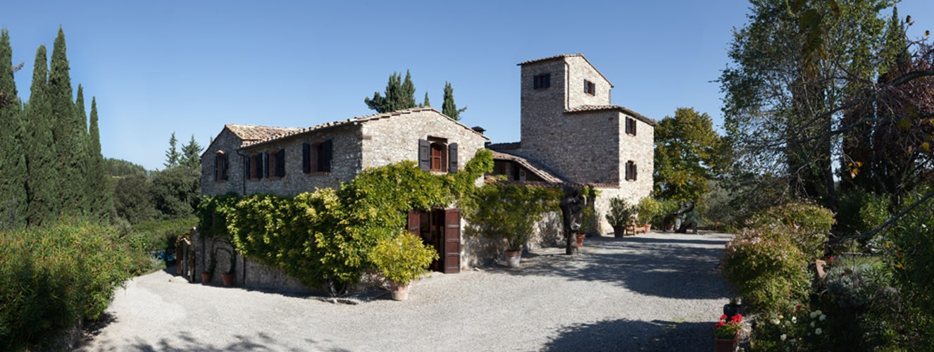 Nittardi has been recently restored preserving the original structure