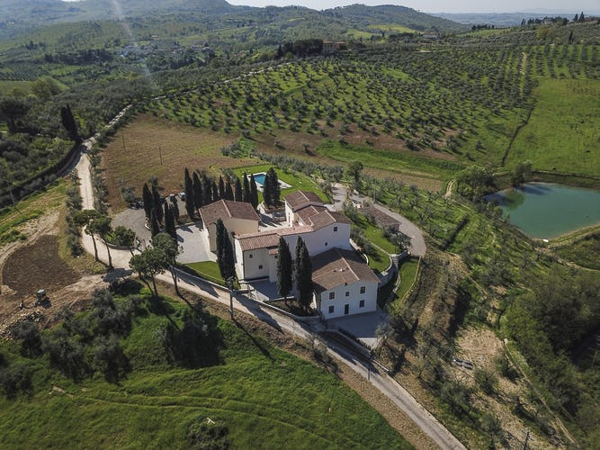 Olmofiorito Agriturismo: Luxury vacation rental apartments only 30 minutes from Florence