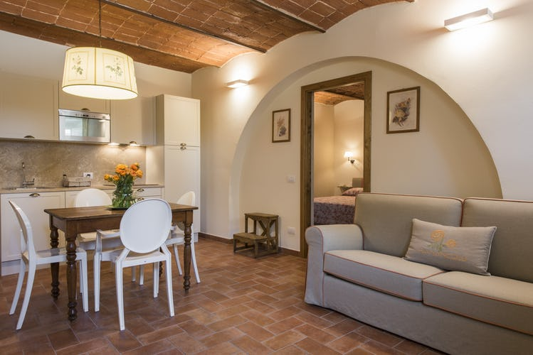 Olmofiorito Agriturismo: Comfort in a Tuscan decor