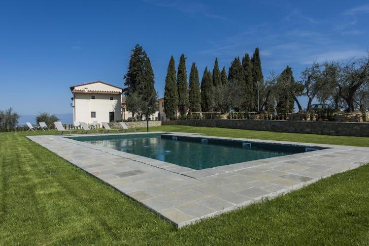 Olmofiorito Agriturismo:  Tuscan farmhouse near Florence