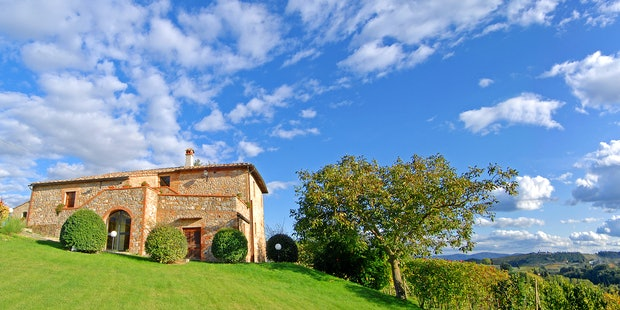 B&B Suites and Rooms at Palagetto di Sotto near San Gimignano