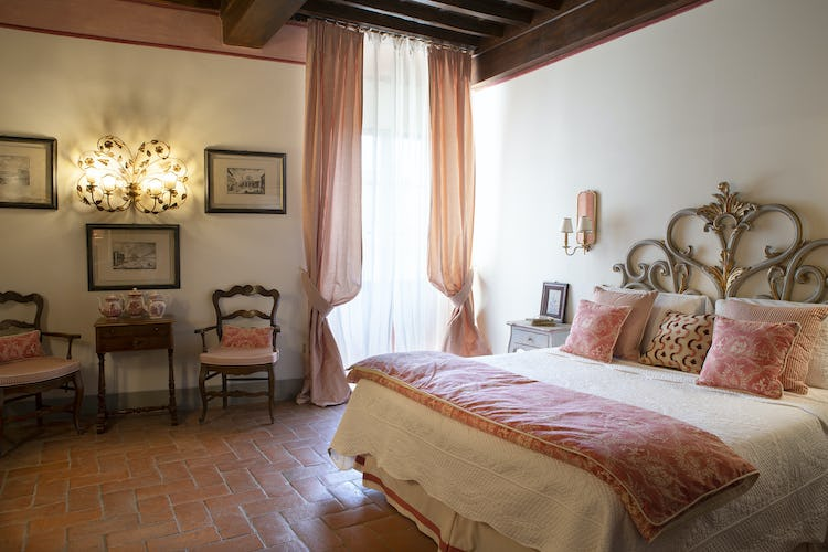 Camere Bed and Breakfast in Chianti Palazzo Malasp