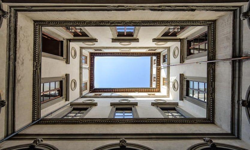 Palazzo Roselli Cecconi Hotel: Historical palace designed by by Giuliano da Sangallo
