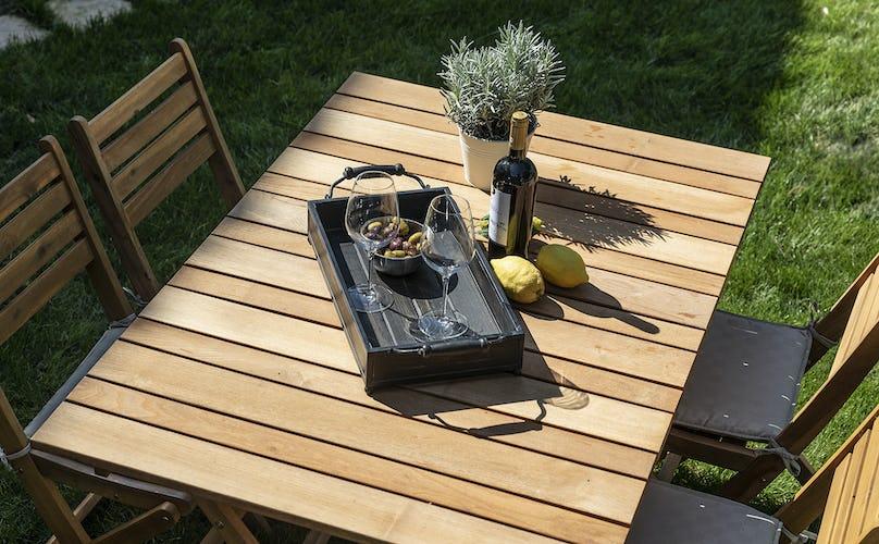 Potrai mangiare baciato dal tepore del sole di Toscana