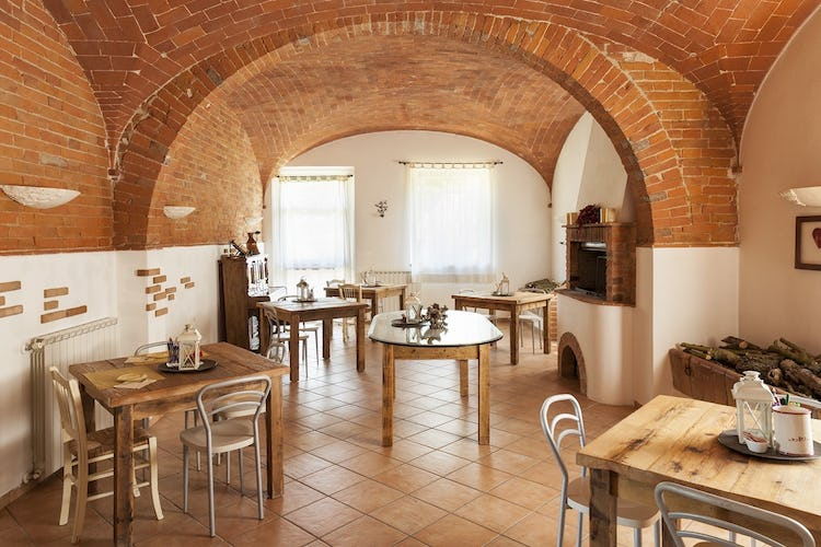 Podere Raffaello - Breakfast Room