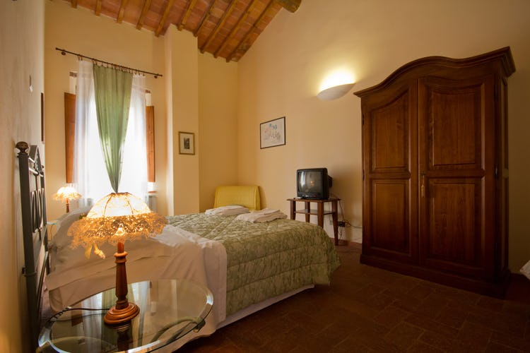 Podere Raffaello - Beautiful Bedroom