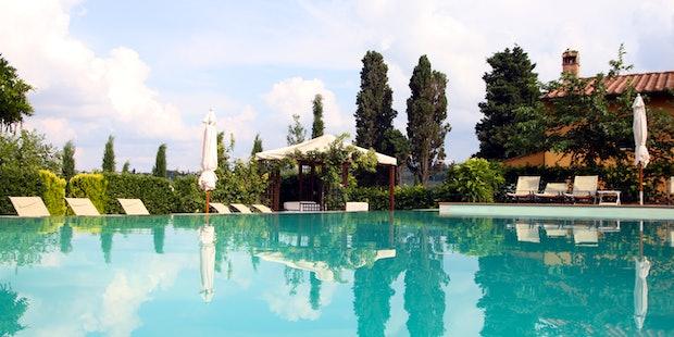Podere Villa Bassa Montespertoli
