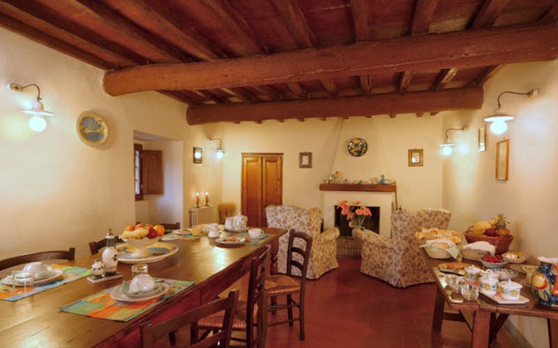 Tuscany Holiday Farmhouse Poggio al Sole