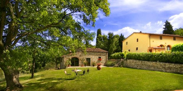 Florence Farmhouse Poggio al Sole