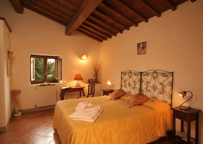 Poggio al Sole Florence Farmhouse Accommodation