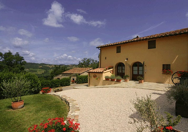 Poggio al Sole Farm Accommodation Close to Florenc