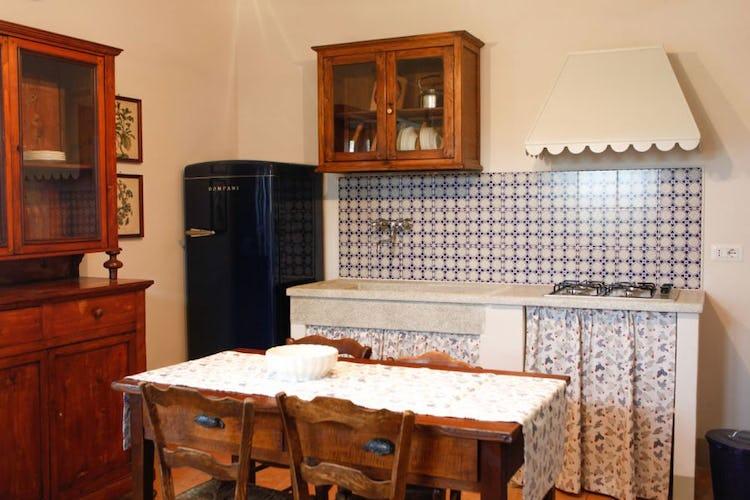 Cucina Agriturismo Poggio Gabbiano Cortona