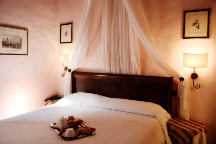 Relais Il Chiostro Di Pienza - Romantic Bedroom