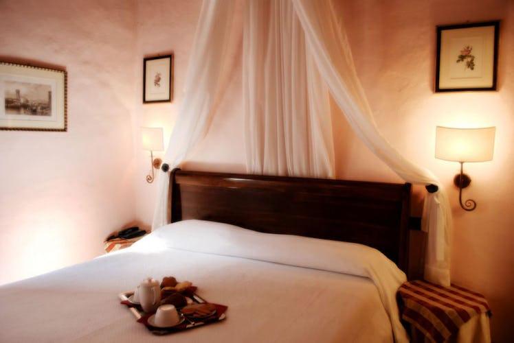 Pamper yourself with luxury at il Chiostro di Pienza
