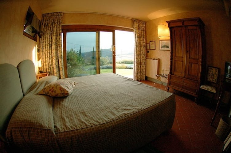 Room with wonderful view