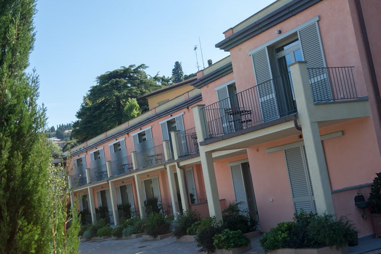 Residence Fiesole- Facciata