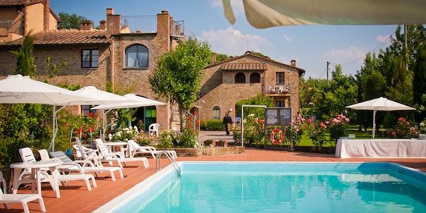 Santa Maria Residence in the Heart of Tuscany