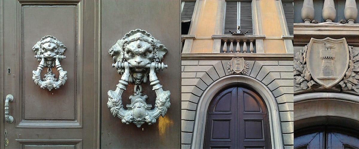 Residenza D'Epoca Toscanelli -Entrata