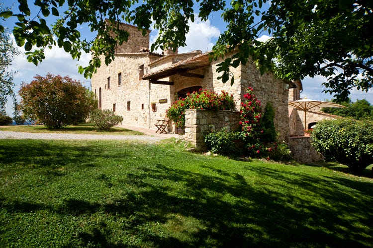 Romitorio di Serelle - Casa in Chianti