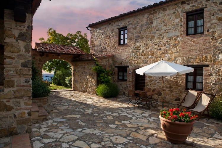 Romitorio di Serelle - Tipico appartamento in pietra nel Chianti
