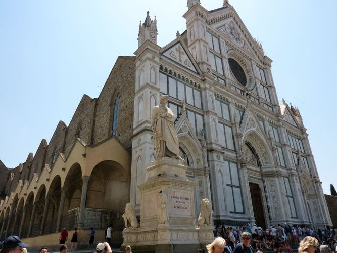 Santa Croce Vacation rental located only minutes from the church