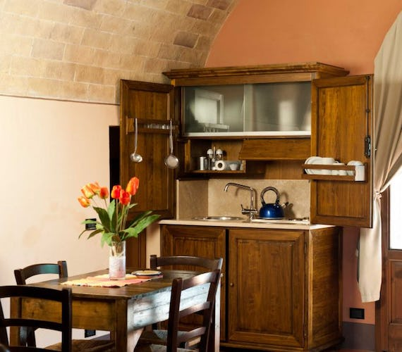 Sarrna Residence offers equipped kitchenette for light meals & snacks