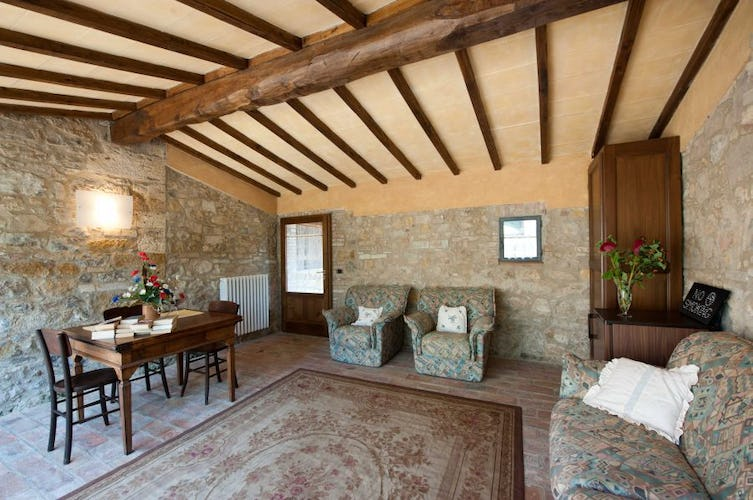 Sarna Residence in the heart of Val d'Orcia & the hills of Siena