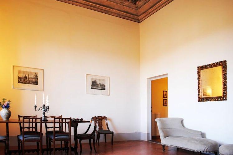 Lungarno apartment