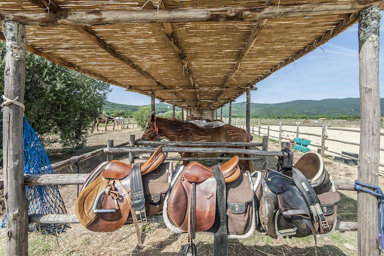 Tenuta Agricola dell'Uccellina; Nature trails by foot, bike, or horseback