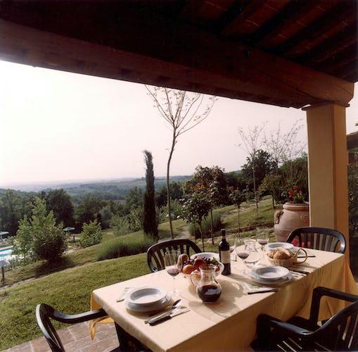 Surrounded by Nature at Tenuta Moriano Chianti