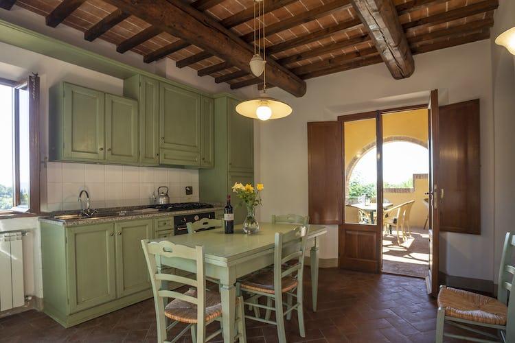 Appartamenti Vacanza alla Tenuta Moriano Chianti