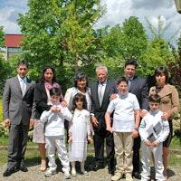 The Panconesi Family, the Owners of Tenuta Moriano
