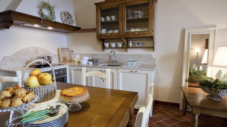 Tenuta Quadrifoglio: apartamenti spaziosi