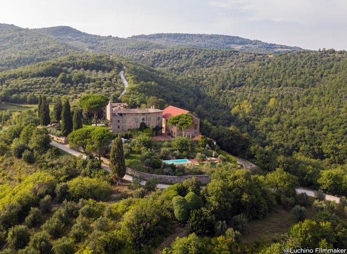 Terzo di Danciano: Villa estate perfect for retreats and weddings