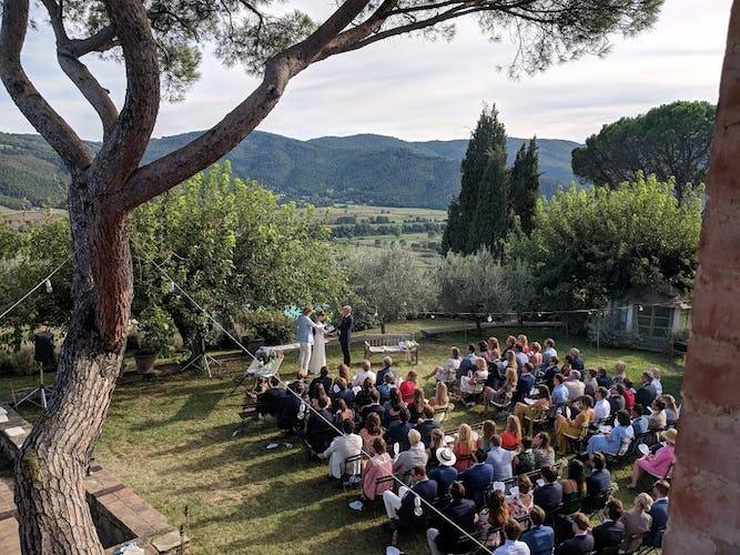 Terzo di Danciano: perfect for weddings and gatherings