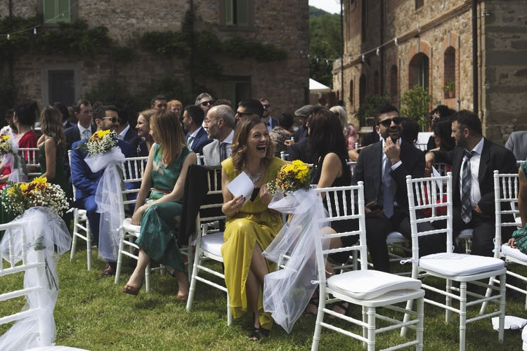 Terzo di Danciano: Perfect for parties and weddings in Tuscany