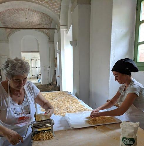Terzo di Danciano: Fresh pasta