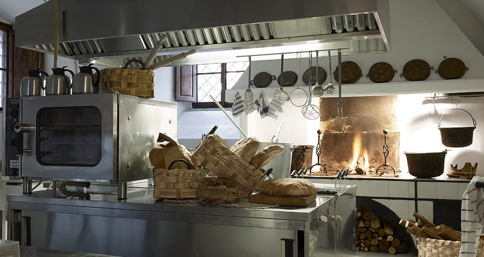 The big kitchen