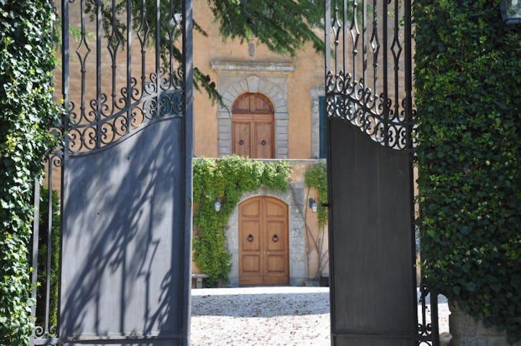 Villa for Rent Tuscany Near Volterra