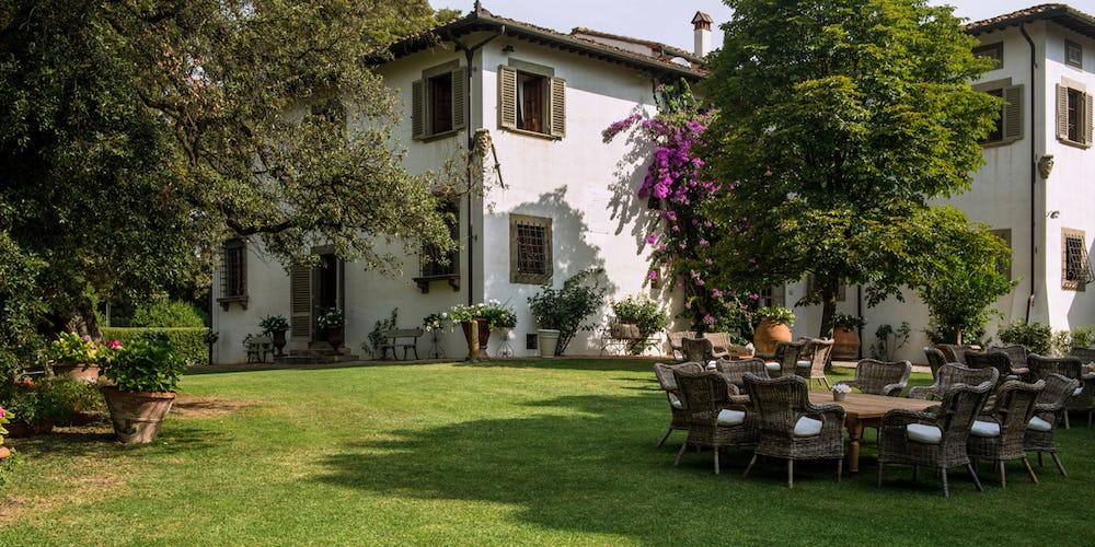 Villa Dianella - Giardino