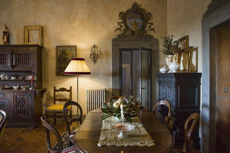 Villa Fillinelle: Elegant decor