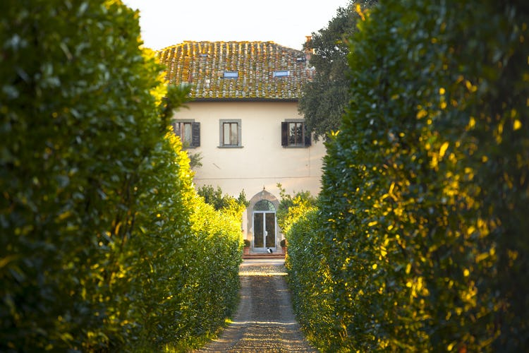 Villa Fillinelle: Prestigious villa